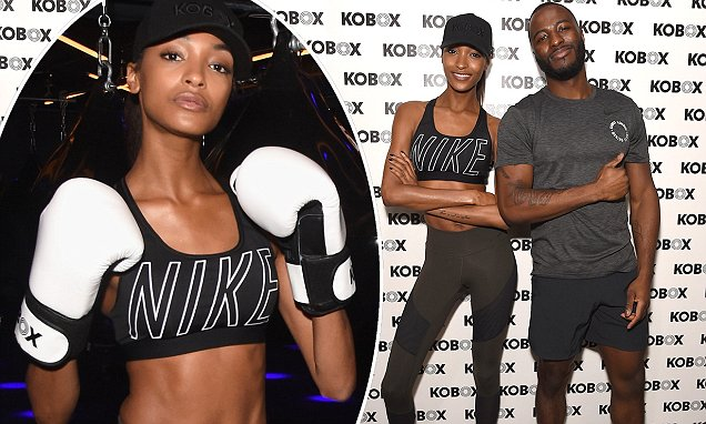 Jourdan Dunn's Fitness Tips
