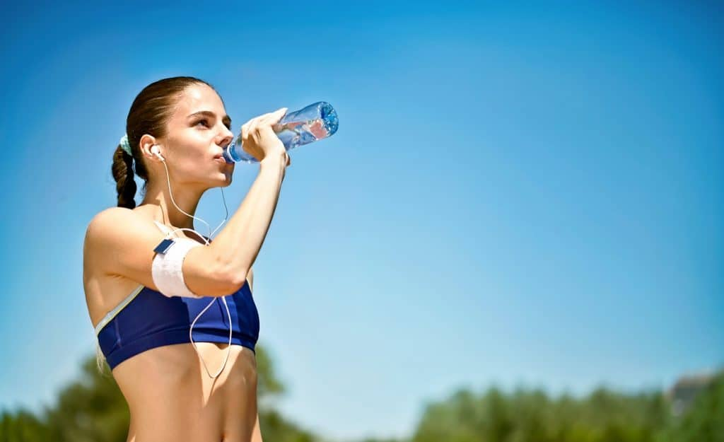 Sports Drinks Versus Water
