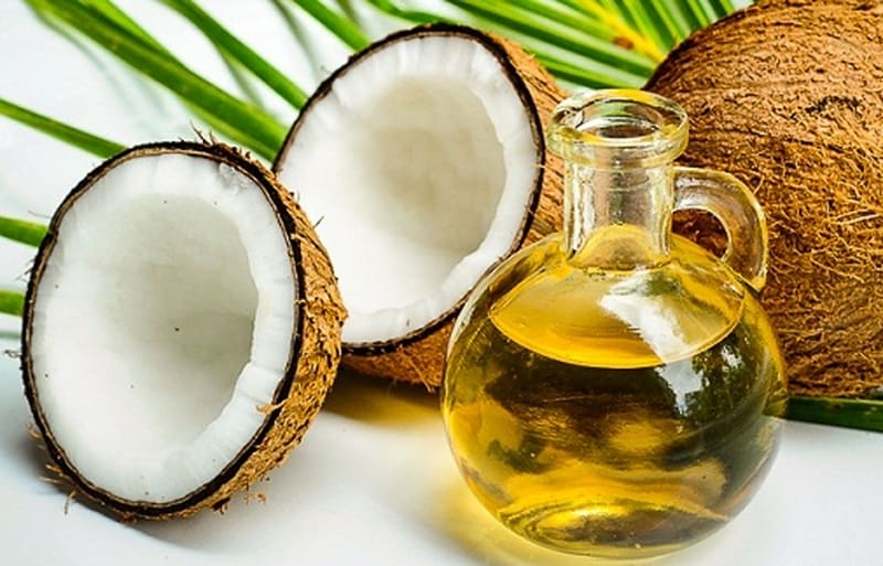 coconut oil as an alternative to vegetable oils