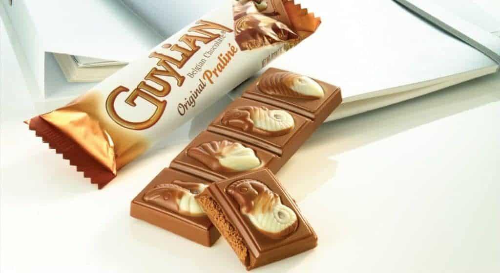 mini-chocolate bars
