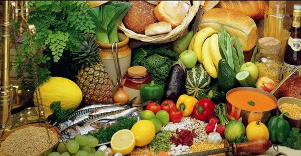 organic raw foods