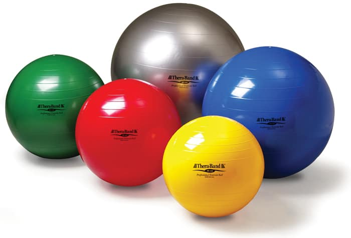 therapeutic exercise balls