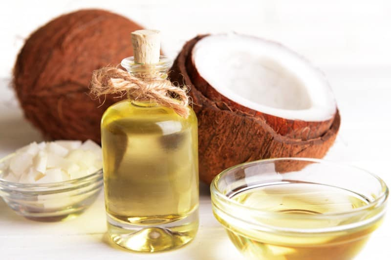 coconut oil extract