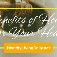 honey benefits for heart