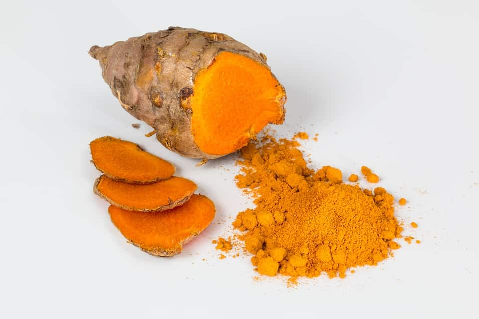 turmeric powder extract for liver