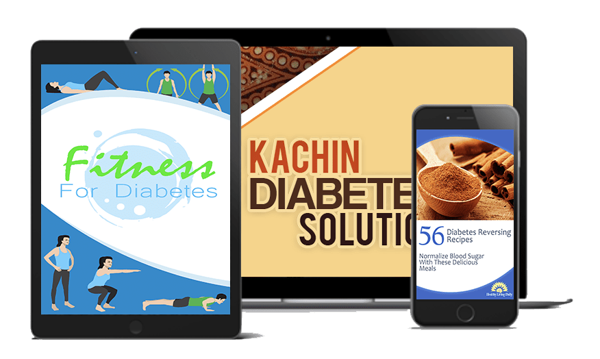 kachin diabetes solution books