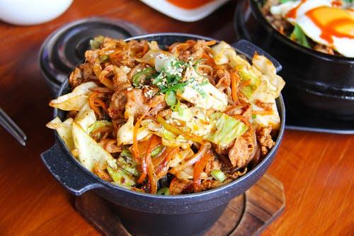 Pork Tenderloin Rice Bowls