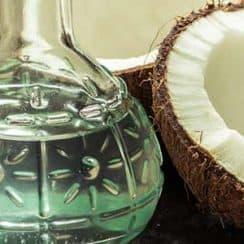cannabis and coconut oil